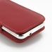 Samsung Galaxy S WiFi 4.0 Pouch Case with Belt Clip (Red) protective carrying case by PDair