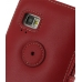 Samsung Galaxy S WiFi 5.0 Leather Flip Cover (Red) protective carrying case by PDair