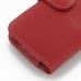 Samsung Ativ S Leather Holster Case (Red) protective carrying case by PDair