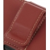 Samsung Omnia i908 i900 Leather Holster Case (Red) protective carrying case by PDair
