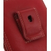 Samsung Galaxy Note Pouch Case with Belt Clip (Red) protective carrying case by PDair