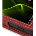Samsung i8000 Omnia II Leather Sleeve Case (Red) top quality leather case by PDair