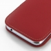 Samsung Galaxy Note 2 Pouch Case with Belt Clip (Red) protective carrying case by PDair