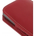 Samsung Galaxy Nexus Leather Sleeve Pouch Case (Red) handmade leather case by PDair