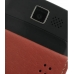 Samsung SGH-i780 Leather Flip Case (Red) top quality leather case by PDair