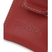 Sony Walkman NWZ-X1050 X1060 X1000 Pouch Case with Belt Clip (Red) top quality leather case by PDair