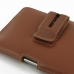 BlackBerry Passport Pouch Leather Holster Case (Brown) handmade leather case by PDair