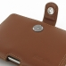 BlackBerry Passport Pouch Leather Holster Case (Brown) genuine leather case by PDair