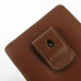 BlackBerry Passport Pouch Pouch Case with Belt Clip (Brown) top quality leather case by PDair