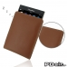 BlackBerry Passport Pouch Leather Sleeve Pouch Case (Brown) best cellphone case by PDair