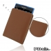 BlackBerry Passport Pouch (in Slim Cover) Pouch Case (Brown) best cellphone case by PDair