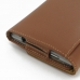BlackBerry Passport Wallet Leather Wallet Case (Brown) protective carrying case by PDair