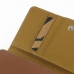 BlackBerry Passport Wallet Leather Wallet Case (Brown) genuine leather case by PDair