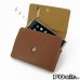 BlackBerry Passport Wallet Leather Wallet Case (Brown) offers worldwide free shipping by PDair