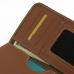 LG G4 Leather Wallet Sleeve Case (Brown) handmade leather case by PDair