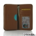 LG G4 Leather Wallet Sleeve Case (Brown) offers worldwide free shipping by PDair