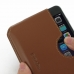 iPhone 6 6s Plus Leather Wallet Sleeve Case (Brown) handmade leather case by PDair