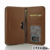 iPhone 6 6s Plus Leather Wallet Sleeve Case (Brown) offers worldwide free shipping by PDair