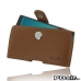 LG G4 Leather Holster Case (Brown) top quality leather case by PDair
