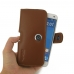 ZTE Blade S6 Leather Holster Case (Brown) genuine leather case by PDair