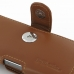 iPhone 5 5s Leather Holster Case (Brown) handmade leather case by PDair