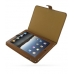 iPad 3G Leather Flip Carry Cover (Brown) offers worldwide free shipping by PDair