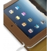 iPad 3G Leather Book Stand Case (Brown) Ver.3 handmade leather case by PDair