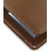 iPad 3G Leather Book Stand Case (Brown) Ver.3 genuine leather case by PDair
