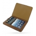 iPad 3G Leather Book Stand Case (Brown) Ver.3 offers worldwide free shipping by PDair