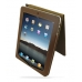 iPad 3G Leather Flip Case (Brown) top quality leather case by PDair