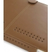 MacBook 2008 13 Leather Flip Cover (Brown) top quality leather case by PDair