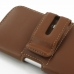iPhone 6 6s Leather Holster Case (Brown) genuine leather case by PDair