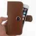 iPhone 6 6s Leather Holster Case (Brown) top quality leather case by PDair