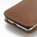 iPhone 6 6s Pouch Case with Belt Clip (Brown) protective carrying case by PDair