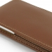 iPhone 6 6s Leather Sleeve Pouch Case (Brown) genuine leather case by PDair