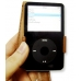 iPod 5G with Video 30GB Luxury Leather Flip Case (Brown) offers worldwide free shipping by PDair