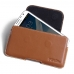 Samsung Galaxy Note 2 Leather Holster Pouch Case (Brown) custom degsined carrying case by PDair