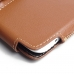 Samsung Galaxy J5 Leather Holster Pouch Case (Brown) protective carrying case by PDair