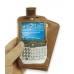 Motorola Q / Q Pro Leather Flip Case (Brown) genuine leather case by PDair