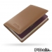 Travel Passport Leather Wallet Holder Case (Brown) best cellphone case by PDair