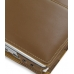 Sotec Minimum PC C102 Series Leather Flip Cover (Brown) genuine leather case by PDair