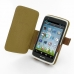 Sharp SH530U Leather Flip Cover (Brown) top quality leather case by PDair