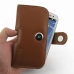 Samsung Galaxy S3 Leather Holster Case (Brown) top quality leather case by PDair