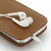 Samsung Galaxy S3 Pouch Case with Belt Clip (Brown) protective carrying case by PDair