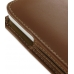 Samsung Galaxy S WiFi 5.0 Leather Sleeve Pouch Case (Brown) handmade leather case by PDair