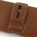 Samsung Ativ S Leather Holster Case (Brown) genuine leather case by PDair