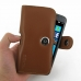 Samsung Ativ S Leather Holster Case (Brown) top quality leather case by PDair