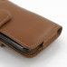 Samsung Galaxy S2 Epic Leather Holster Case (Brown) handmade leather case by PDair