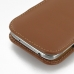 Samsung Galaxy S4 Leather Sleeve Pouch Case (Brown) protective carrying case by PDair