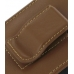 Samsung Omnia i908 i900 Pouch Case with Belt Clip (Brown) protective carrying case by PDair